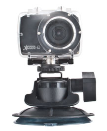 Wingman Stealth Mount Action Camera Mount
